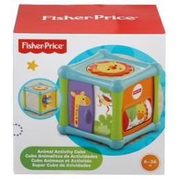 Fisher Price BFH80 Aktywna Kostka Odkrywcy
