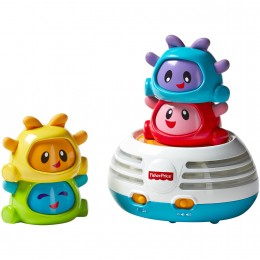 Fisher Price DHW29 Muzyczna Piramidka BeBo