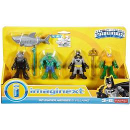Imaginext - Bohaterowie i złoczyńcy - Batman i Aquaman - DPD99