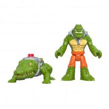 Imaginext - Dwupak figurek – K. Croc i krokodyl - GBL89