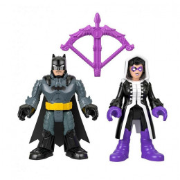 Imaginext - Dwupak figurek – Batman i Huntress - GKJ66