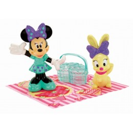 Fisher Price –  Myszka Minnie na pikniku w parku BDG86