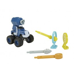 Fisher Price Blaze CGK20 Crusher z miotaczem