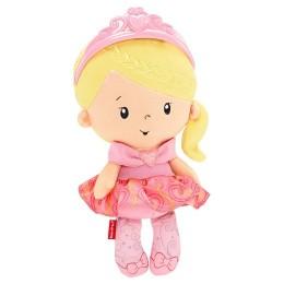 Fisher Price CGN68 Miękka lalka - maskotka Księżniczka