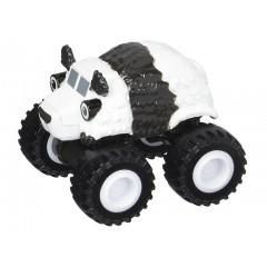 Fisher Price Blaze - Samochodzik die-cast DGK47 Panda