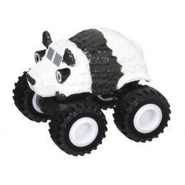Fisher Price Blaze Samochodzik die-cast Panda DGK47