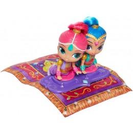 Shimmer i Shine DGL84 Magiczny, latający dywan + dwie lalki