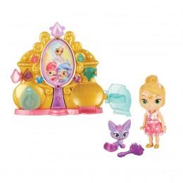 Fisher Price Shimmer i Shine DTK90 Pokój Leah z magicznym lustrem