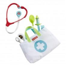 Fisher Price DVH14 Zestaw narzędzi lekarskich - Mały Doktor