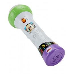 Fisher Price FBP38 Mikrofon Malucha - śpiewaj i nagrywaj