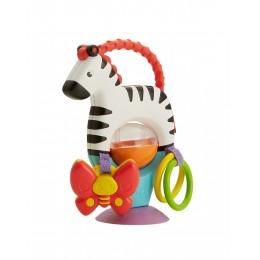 Fisher Price FGJ11 Aktywizująca zebra - grzechotka