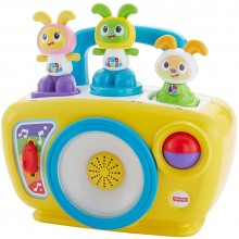 Fisher Price FGJ87 Muzyczny Bebo - BeatBo Boogie Boom Box