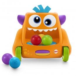 Fisher Price FHD55 Zabawka interaktywna - Śpiewający Stworek - Kręciołek