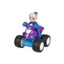 Blaze i mega maszyny - Samochodzik z figurką Gabby - FHV31