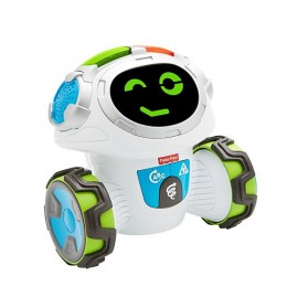 Fisher Price FKC36 Robot Movi - Mistrz zabawy