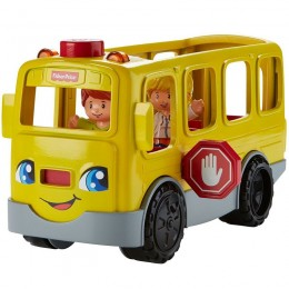 Fisher Price - Autobus małego odkrywcy - Little People FKX03