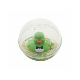 Fisher Price Pływająca kaczuszka zielona DVH73