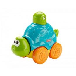Fisher Price - Odjazdowy żółwik - FPM22