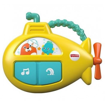 Fisher Price - Muzyczna łódź podwodna - FXC02