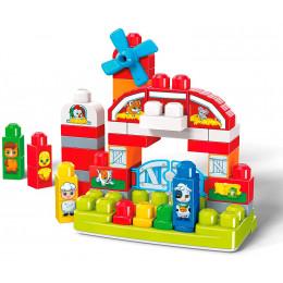 Mega Bloks - Muzyczna Farma - Zestaw z klockami GCT50