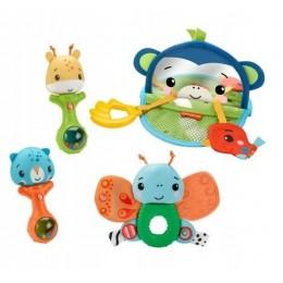 Fisher Price – Zestaw zabawek – Rozwijamy zmysły HFJ92