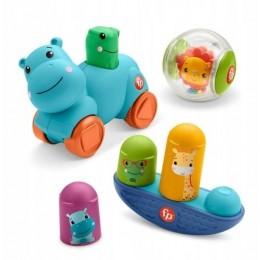 Fisher Price – Zestaw zabawek – Rozwijamy ruchy HFJ94