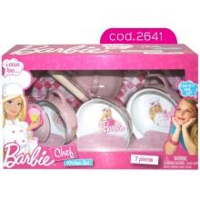 FARO Barbie 2641 Zestaw garnków
