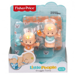 Fisher Price - Little People – Bliźnięta GKP68