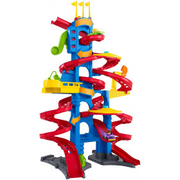 Fisher Price - Little People - Kolorowy tor z dźwiękami - FXK58