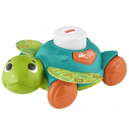 Fisher Price – Interaktywny Żółw - Linkimals – GXK40