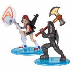 Fortnite - Figurki z gry - Black Knight i Triple Threat - 63531