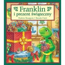 Debit - Książeczka Franklin i prezent świąteczny - 57165
