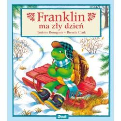 Debit - Książeczka Franklin ma zły dzień - 57467