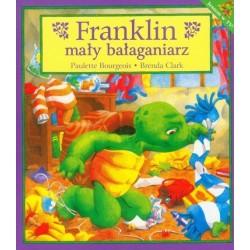 Debit - Książeczka Franklin mały bałaganiarz - 57468