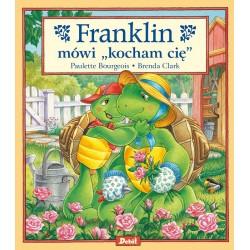 Debit - Książeczka Franklin mówi kocham cię - 57469