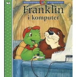Debit - Książeczka Franklin i komputer - 57473