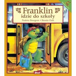 Debit - Książeczka Franklin idzie do szkoły - 57479