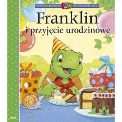 Debit - Książeczka Franklin i przyjęcie urodzinowe - 57481
