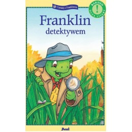 Debit - Książeczka Franklin detektywem - 57489