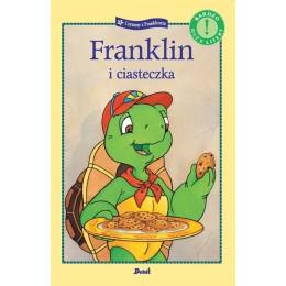 Debit - Książeczka Franklin i ciasteczka - 57490