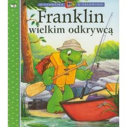 Debit - Książeczka Franklin wielkim odkrywcą - 67264