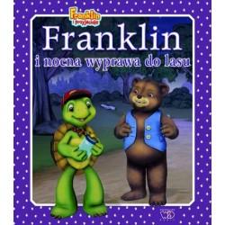 Debit - Książeczka Franklin i nocna wyprawa do lasu - 70276