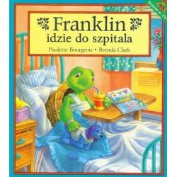 Debit - Książeczka Franklin idzie do szpitala - 72118