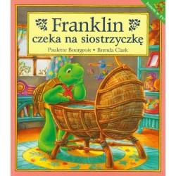 Debit - Książeczka Franklin czeka na siostrzyczkę - 72132