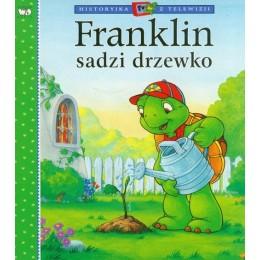 Debit - Książeczka Franklin sadzi drzewko - 72651