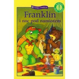 Debit - Książeczka Franklin i noc pod namiotem - 75010