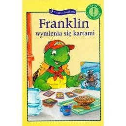 Debit - Książeczka Franklin wymienia się kartami - 75034
