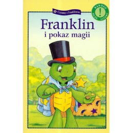 Debit - Książeczka Franklin i pokaz magii - 75768