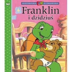 Debit - Książeczka Franklin i dzidziuś - 77601