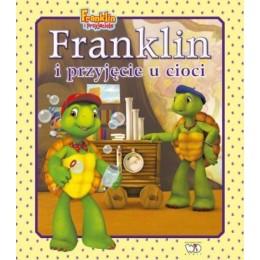 Debit - Książeczka Franklin i przyjęcie u cioci - 78127